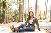 Julia N. senior portrait session.  ©2016 Karen Bobotas Photographer