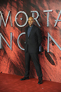 World Premiere, of Mortal Engines