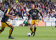 George Taft (Cambridge United) during the Sky Bet League 2 match between Hartlepool United and Cambridge United at Victoria Park, Hartlepool, England on 19 September 2015. Photo by George Ledger.