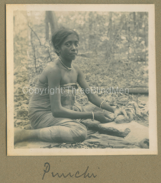 From Dr. R.L. Spittels Photo Albums..1939 Bingoda Trip albu,  Caption: Punchi
