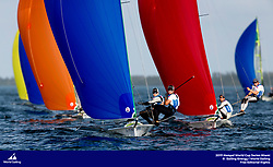From 27 January to 3 February 2019, Miami will host sailors for the second round of the 2019 Hempel World Cup Series in Coconut Grove. More than 650 sailors from 60 nations will race across the 10 Olympic Events.<br /> ©PEDRO MARTINEZ/SAILING ENERGY/WORLD SAILING<br /> 01 February, 2019.