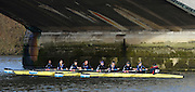 """London. ENGLAND. Saturday 26/01/2013 2013 Quintin Head, River Thames. ..Description - 148 Imperial College WIM3.  2013 Quintin Head of the River Race...[Mandatory Credit: Peter Spurrier/Intersport Images]..[Head Race: Processional"""" Time Trial].."""