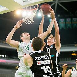 20160120: SLO, Basketball - EuroCup LAST 32, KK Union Olimpija vs Nizhny Novgorod