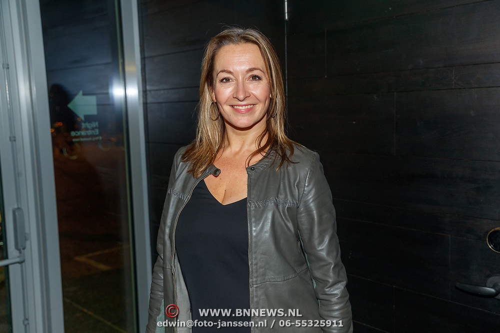 NLD/Amsterdam/20181127 - Lancering 9e AmsterdamXXXL, Cynthia Abma