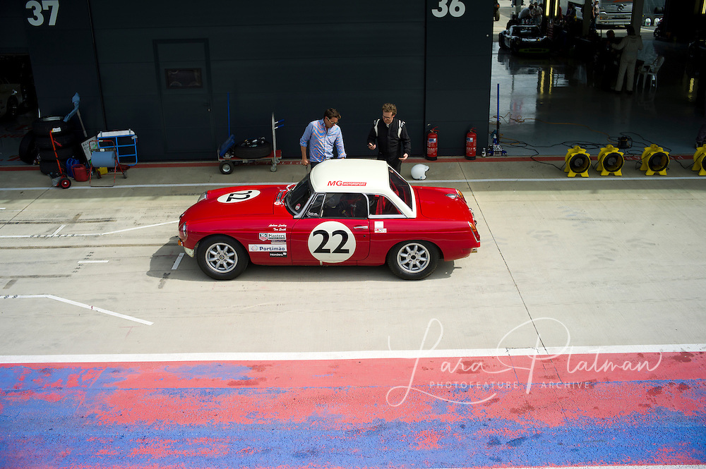 Silverstone Classic 2012