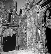 Vasai. Ruined Portuguese City. India.