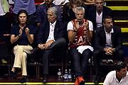 DESCRIZIONE : Campionato 2013/14 Finale Gara 7 Olimpia EA7 Emporio Armani Milano - Montepaschi Mens Sana Siena Scudetto<br /> GIOCATORE : Giovanni Malago'<br /> CATEGORIA : Tifosi VIP<br /> SQUADRA : Olimpia EA7 Emporio Armani Milano<br /> EVENTO : LegaBasket Serie A Beko Playoff 2013/2014<br /> GARA : Olimpia EA7 Emporio Armani Milano - Montepaschi Mens Sana Siena<br /> DATA : 27/06/2014<br /> SPORT : Pallacanestro <br /> AUTORE : Agenzia Ciamillo-Castoria /GiulioCiamillo<br /> Galleria : LegaBasket Serie A Beko Playoff 2013/2014<br /> FOTONOTIZIA : Campionato 2013/14 Finale GARA 7 Olimpia EA7 Emporio Armani Milano - Montepaschi Mens Sana Siena<br /> Predefinita :