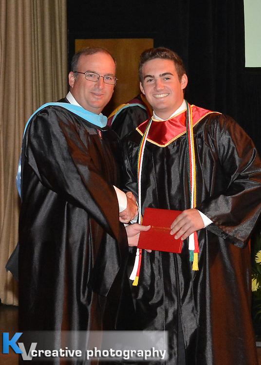 Bergen Catholic Graduation 2015