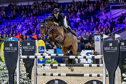 Bollen Thibault, BEL, Me 2 By Cavalor<br /> Jumping Mechelen 2019<br /> © FEI/Dirk Caremans<br />  30/12/2019