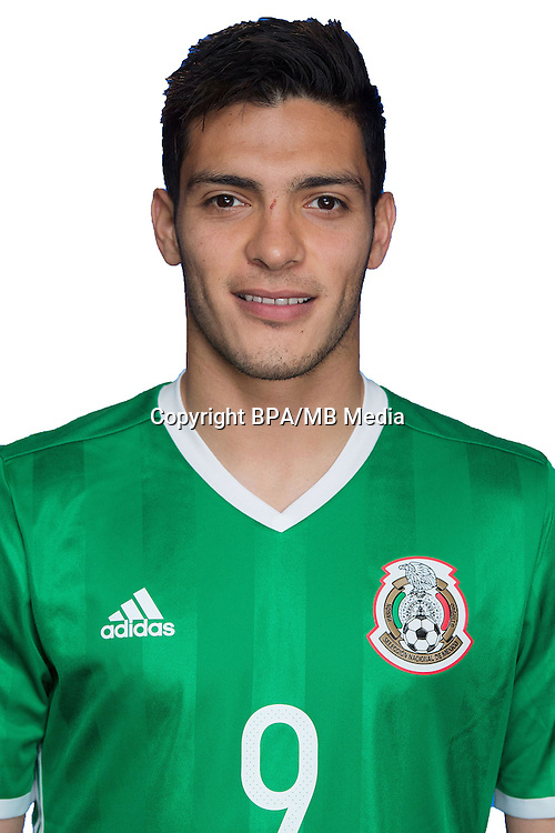 Football Conmebol_Concacaf - <br />Copa America Centenario Usa 2016 - <br />Mexico National Team - Group C - <br />Raul Jimenez