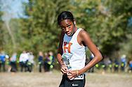 Girls Elite race. Bob Firman Invitational, September 24, 2016 at Eagle Island State Park, Eagle, Idaho.