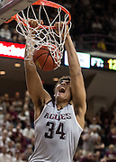 Texas A&M Aggies Men's Basketball vs Vandervilt Commodores by Thomas Campbell for Texas A&M Athletics