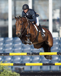 Farrington Kent, (USA), Gazelle<br /> CSI Wellington 2016<br /> © Hippo Foto - Cealy Tetly