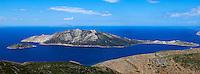 Grece, les Cyclades, ile de Amorgos, ile de Nikouria // Greece, Cyclades islands, Amorgos, Nikouria island