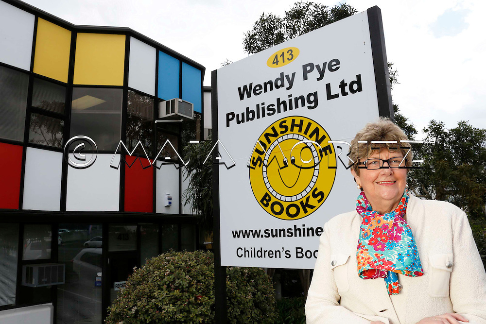Wendy Pye, CEO of the Wendy Pye Group, Auckland, New Zealand