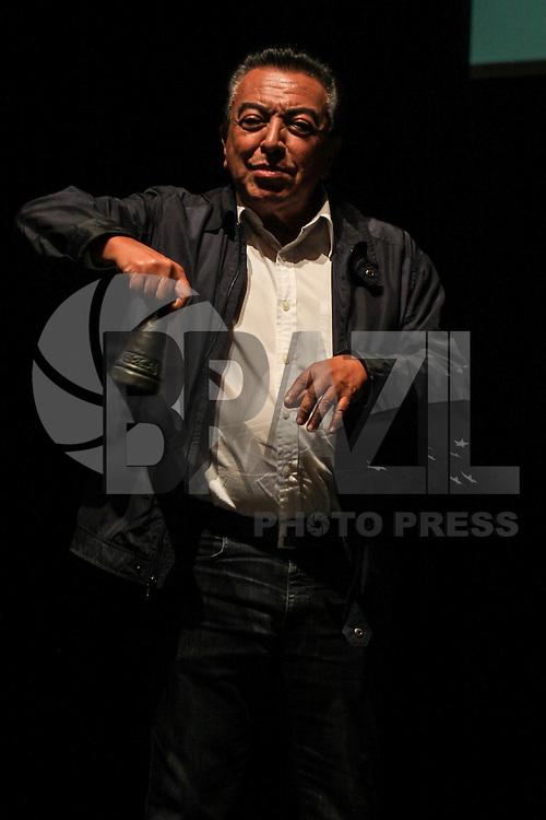 SAO PAULO, SP, 17.03.2015 - PREMIO APCA: Mauricio de Sousa durante 59º prêmio APCA, no bairro de Pinheiros na região oeste da cidade de São Paulo nesta terça-feira, (17). (Foto: Marcos Moraes / Brazil Photo Press).