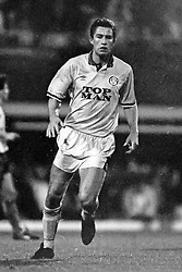 Lee Chapman Leeds Utd, Coventry v Leeds United, First Division, Highfield Road,  1991