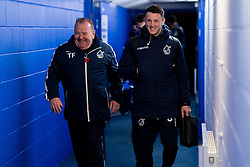 Ollie Clarke of Bristol Rovers arrives at St Andrews Stadium prior to kick off - Mandatory by-line: Ryan Hiscott/JMP - 14/01/2020 - FOOTBALL - St Andrews Stadium - Coventry, England - Coventry City v Bristol Rovers - Emirates FA Cup third round replay