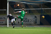 John Smith scores at the death to give Dundee a 3-2 win over ;eague leaders Hibernian - Dundee v Hibernian, SPFL Under 20 Development League at Links Park, Montrose<br /> <br />  - &copy; David Young - www.davidyoungphoto.co.uk - email: davidyoungphoto@gmail.com