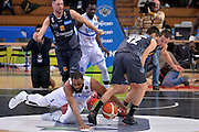 Danny Agbelese<br /> Dolomiti Energia Aquila Basket Trento - Enel New Basket Brindisi<br /> Lega Basket Serie A 2016/2017<br /> Trento, 22/01/2017<br /> Foto Ciamillo-Castoria
