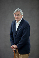 A portrait of Antony Beevor at the Edinburgh International Book Festival 2012 in Charlotte Square Gardens<br /> <br /> Pic by Pako Mera