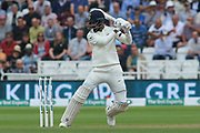 KL Rahul of India during the 3rd International Test Match 2018 match between England and India at Trent Bridge, West Bridgford, United Kingdon on 18 August 2018.