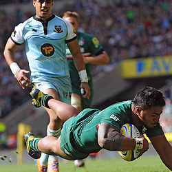 Northampton Saints v Leicester Tigers | Premiership League Final | 25 May 2013