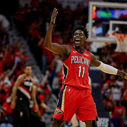 04-21-2018 NBA Playoffs- Portland Trail Blazers at New Orleans Pelicans