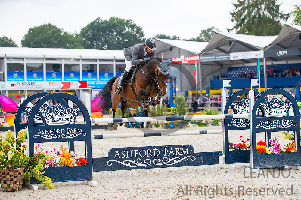Carsten Titsch - Donna I<br /> FEI World Breeding Jumping Championships for Young Horses 2016<br /> © DigiShots