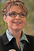 Technology Conference, Anchorage, Alaska, October, 2007, Sarah Palin, Governor of Alaska