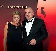 AMSTERDAM - Elle van Lange De verkiezing van de sporters van het jaar tijdens het NOC*NSF Sportgala in de RAI.  COPYRIGHT ROBIN UTRECHT
