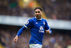 LONDON, ENGLAND - Sunday, March 5, 2017: Everton's Ashley Williams in action against Tottenham Hotspur during the FA Premier League match at White Hart Lane. (Pic by David Rawcliffe/Propaganda)
