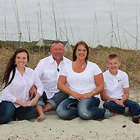 Candra and family