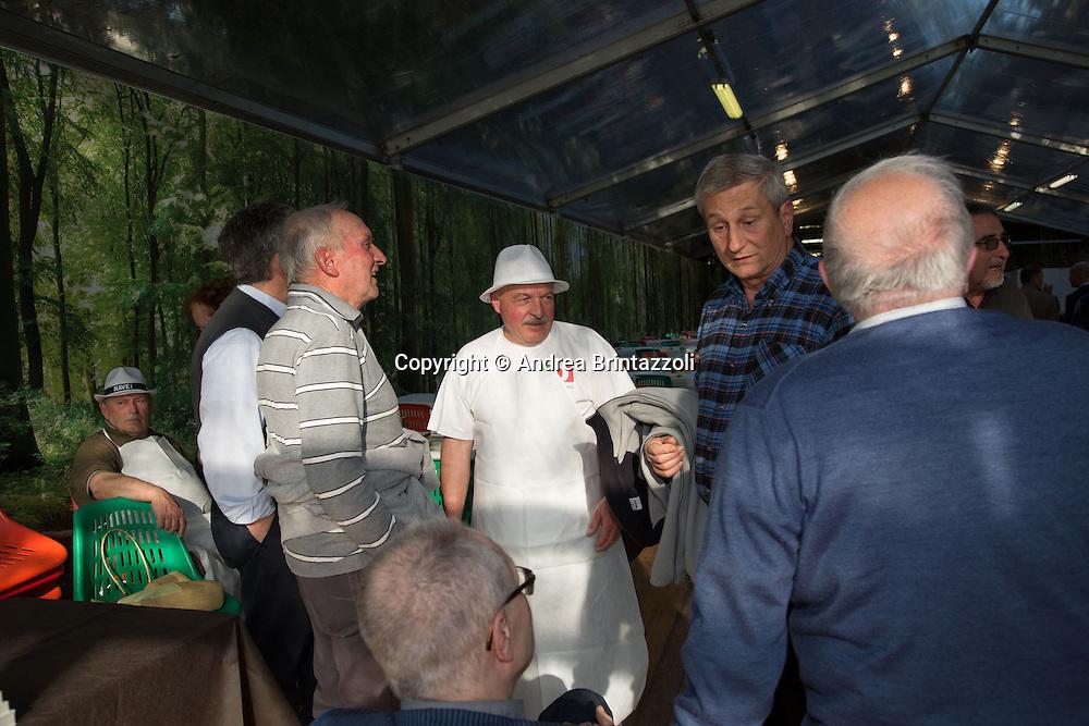 Bologna 21/04/2015 Festa Nazionale dell'Unità - 70 anni di Feste - Inaugurazione del 70° Festa dell'Unità