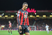 Junior Stanislas of Bournemouth during the Barclays Premier League match between Bournemouth and Manchester United at the Goldsands Stadium, Bournemouth, England on 12 December 2015. Photo by Phil Duncan.