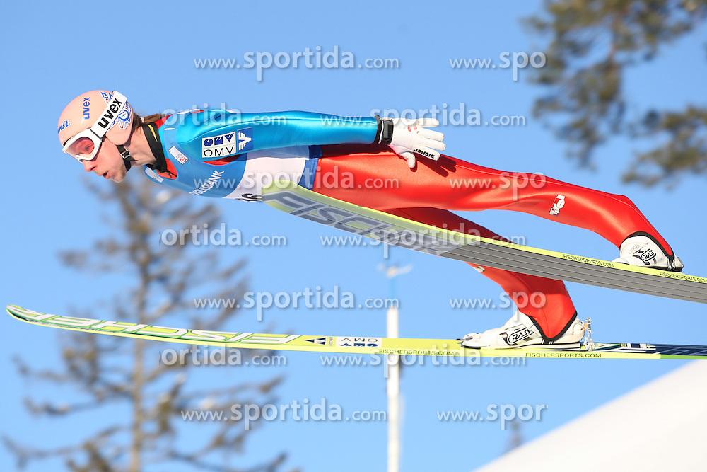 12.02.2011, Vikersundbakken, Vikersund, NOR, FIS Ski Skiflying World Cup, Vikersund, Qualification, im Bild MARTIN KOCH.FOT: TADEUSZ MIECZYNSKI/NEWSPIX.PL  .FIS Ski Flying World Championships .---.Newspix.pl