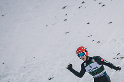 19.01.2020, Hochfirstschanze, Titisee Neustadt, GER, FIS Weltcup Ski Sprung, im Bild Stephan Leyhe (GER) // Stephan Leyhe of Germany during the FIS Ski Jumping World Cup at the Hochfirstschanze in Titisee Neustadt, Germany on 2020/01/19. EXPA Pictures © 2020, PhotoCredit: EXPA/ JFK