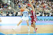 DESCRIZIONE : Riga Latvia Lettonia Eurobasket Women 2009 Semifinal 5th-8th Place Italia Lettonia Italy Latvia<br /> GIOCATORE : Laura Macchi<br /> SQUADRA : Italia Italy<br /> EVENTO : Eurobasket Women 2009 Campionati Europei Donne 2009 <br /> GARA : Italia Lettonia Italy Latvia<br /> DATA : 19/06/2009 <br /> CATEGORIA : <br /> SPORT : Pallacanestro <br /> AUTORE : Agenzia Ciamillo-Castoria/M.Marchi<br /> Galleria : Eurobasket Women 2009 <br /> Fotonotizia : Riga Latvia Lettonia Eurobasket Women 2009 Semifinal 5th-8th Place Italia Lettonia Italy Latvia<br /> Predefinita :
