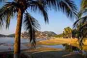 Playa Municipal, AKA Playa del Puerto Zihuataneo, Guerrero, Mexico