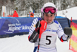 Super Combined and Super G, BOCHET Marie, LW6/8-2, FRA at the WPAS_2019 Alpine Skiing World Championships, Kranjska Gora, Slovenia