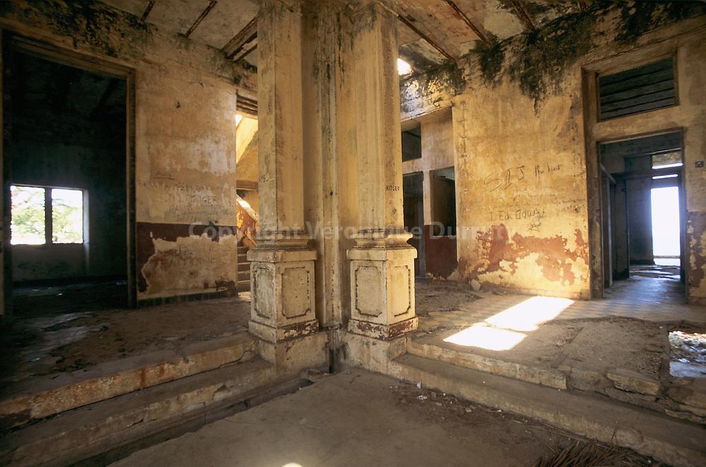ANCIEN HOTEL DE LA MARINE, DIEGO SUAREZ, MADAGASCAR/