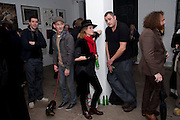 Peeping Tom , exhibition curated by Keith Coventry. - private view, Vegas Gallery, 45 Vyner Street, London E2, 6.30-9pm; afterwards: Bistroteque, Wadeson Street, London.  18 February 2010
