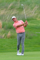 May 19, 2019 - Farmingdale, NY, U.S. - FARMINGDALE, NY - MAY 19:  Lucas Glover of the United States on the 18th hole during the final round of the 2019 PGA Championship at the Bethpage Black course with a score of 8 under par on May 19, 2019 in Farmingdale, New York.(Photo by Rich Graessle/Icon Sportswire) (Credit Image: © Rich Graessle/Icon SMI via ZUMA Press)