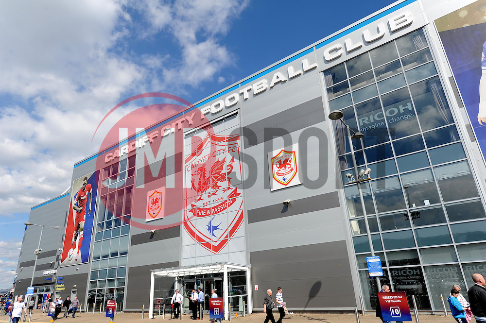 Cardiff City Stadium - Photo mandatory by-line: Paul Knight/JMP - Mobile: 07966 386802 - 06/04/2015 - SPORT - Football - Cardiff - Cardiff City Stadium - Cardiff City v Bolton Wanderers - Sky Bet Championship