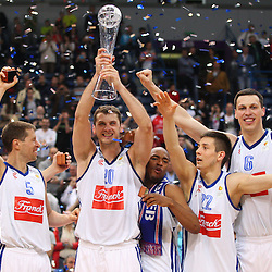 20140427: SRB, Basketball - ABA League, semifinals and final matches in Belgrade