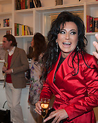 NANCY DELL D'OLIO;, Party given by Basia Briggs and Richard Briggs at their home in Chelsea. London. 14 May 2012