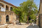 Renovated and renewed buildings in Yemin Moshe neighbourhood, Jerusalem, Israel