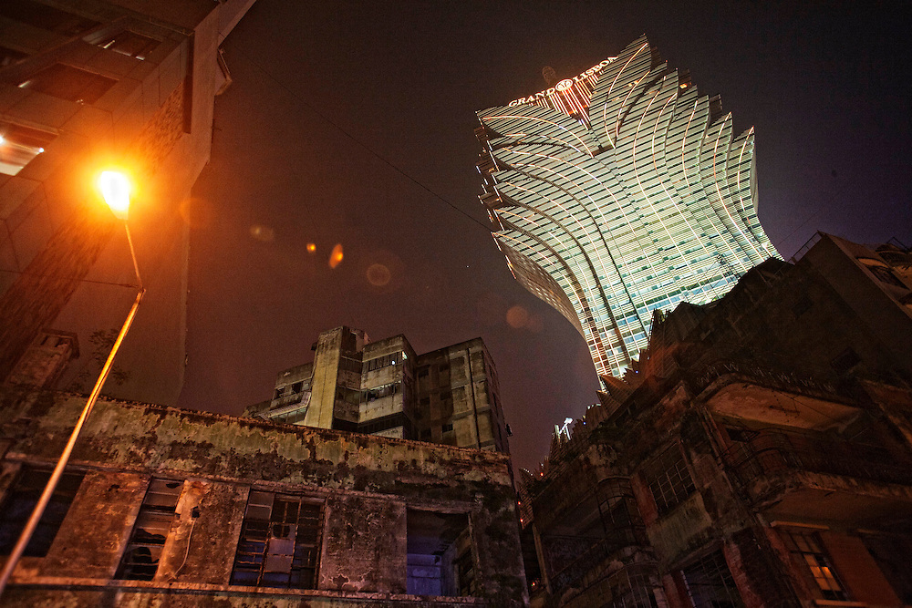 China, Macao<br />