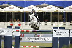 Lambre, Santiago, Johnny Boy<br /> Hamburg - Hamburger Derby 2015<br /> Baker Tilly Roelfs Trophy<br /> © www.sportfotos-lafrentz.de/Stefan Lafrentz