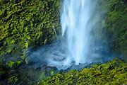 Watson Falls, Umpqua National Forest, Oregon.
